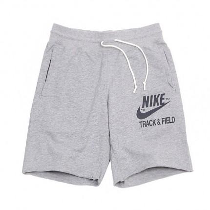 耐克nike 男灰色 运动裤 图片 名