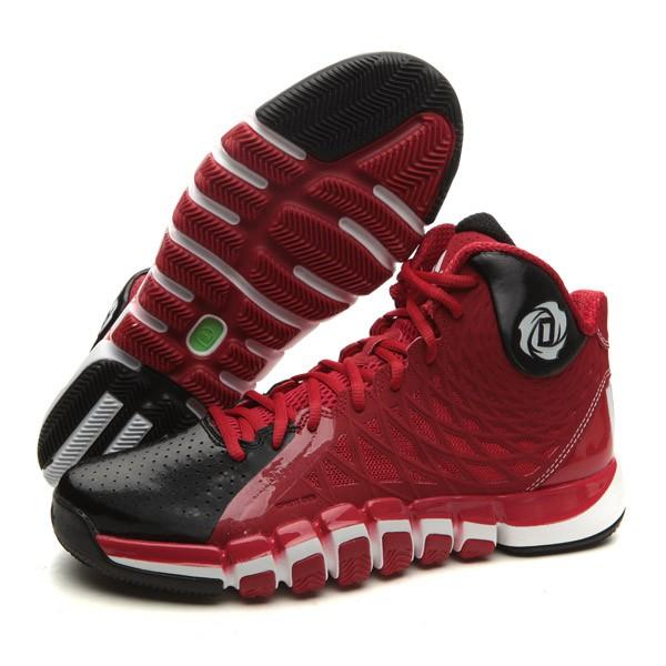 阿迪达斯adidas 2013新款 罗斯战靴 男鞋篮球 运动鞋 Q33234