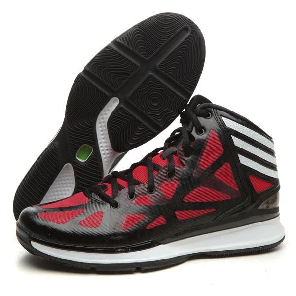 阿迪达斯adidas 2013新款 男鞋篮球 运动鞋 Q33377