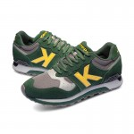 KB 卡帕KAPPA男鞋低帮休闲鞋运动鞋运动生活织物K0455MM52-302