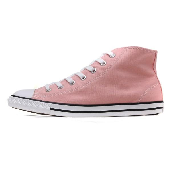 女生帆布鞋,顾名思义就是专门适合女性这种穿着对象的帆布鞋鞋款。近些年,帆布鞋重新成为潮流的宠儿,制造商们也把帆布鞋玩出了更多的花样。复古、运动、华丽、重金属、摇滚、马毛、皮革、牛仔,不管生出怎样的变化,穿帆布鞋的百无禁忌让它成为潮流人士的必备单品。帆布鞋几乎是个全民鞋款,男女老少皆宜,帆布鞋女生只是其中的一角。   女生帆布鞋尽管限定了穿着的对象,但是却没有增加对款式的限制。一般女生的尺码集中在38码左右,比这个尺码小的女生帆布鞋也有很多,但是比这个尺码大的却没有多少。所以除了鞋码之外,你想选择高帮、中