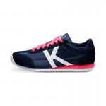 卡帕KAPPA女鞋低帮休闲跑步鞋运动鞋运动生活牛皮耐磨K0465MM25-803