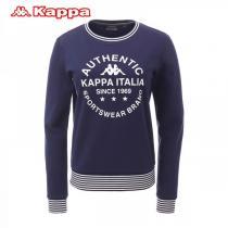 卡帕Kappa女装卫衣运动服运动生活K0562WT08-882