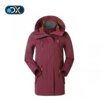 非凡探索Discovery户外服新款女装套绒外套DAED92140-A06X