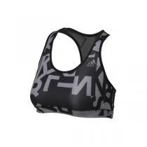 adidas阿迪達斯女裝中度支撐運動胸衣綜合訓練運動服AJ6585