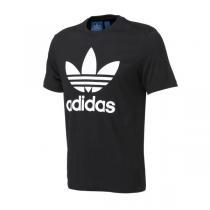 adidas阿迪达斯三叶草男装短袖T恤新款运动服AJ8830 QJ