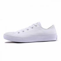 Converse匡威 新款男鞋女鞋Chuck Taylor II低帮帆布鞋运动鞋150154C