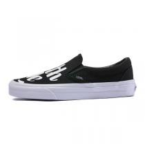 范斯VANS女鞋休闲鞋2016新款经典slip-on运动鞋帆布VN0003Z4I9Z  DMQC