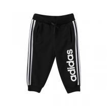 阿迪达斯adidas女大童10-13岁童装运动中裤运动服