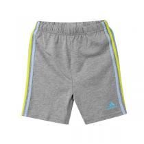 adidas阿迪达斯童运动休闲服装男婴童0-4岁针织运动短裤S20829
