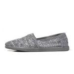 Skechers斯凯奇女鞋休闲鞋2016新款夏透气镂空一脚套运动鞋733752