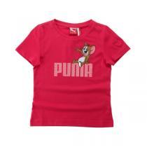 彪马PUMA女童小童短袖T恤运动服运动休闲83236503