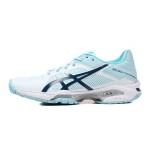 亚瑟士ASICS女鞋网球鞋2016新款Gel-solution speed 3运动鞋E650N-0161