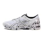 亚瑟士ASICS男鞋跑步鞋2016新款Gel-noosa 竞速跑鞋运动鞋网面T626Q-0101