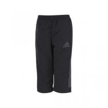 adidas阿迪达斯童服装男大童10-13岁梭织运动中裤AK2563