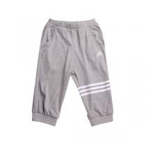 adidas阿迪达斯童服装男小童4-10岁针织运动中裤AP6488