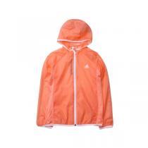 adidas阿迪达斯童服装女小童4-10岁梭织外套AP6535 QIU