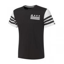adidas阿迪达斯男装短袖T恤2016新款运动服AI6050
