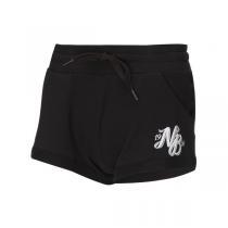 NewBalance/NB 女装运动短裤2016款休闲运动服AWS62641-BK FP