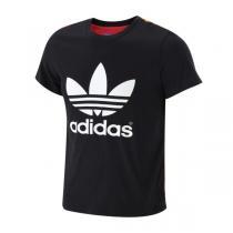 Adidas阿迪达斯三叶草女装短袖T恤运动服AA8436