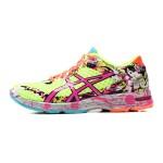 亚瑟士ASICS女鞋跑步鞋Gel-noosa 竞速跑鞋运动鞋网面T676Q-0734