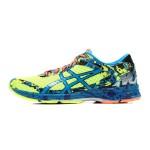 亚瑟士ASICS男鞋跑步鞋Gel-noosa 竞速跑鞋运动鞋网面T626Q-0742
