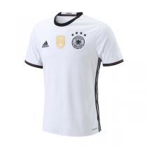 adidas阿迪达斯男装短袖T恤2016新款德国主场比赛运动服AI5014