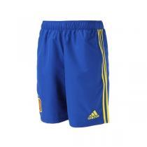 adidas阿迪达斯男装运动短裤2016新款西班牙短裤运动服AI4866