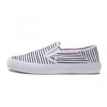 范斯VANS女鞋休闲鞋2016新款冲浪Slip-On运动鞋帆布VN00019SIF8  DMQC