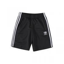 adidas三叶草男大童10-13岁纯色LGOG运动短裤运动服S93510