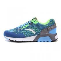 ANTA/安踏 女鞋休闲鞋复古款低帮运动鞋12618809-1