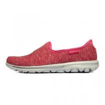 WZ skechers斯凯奇 女鞋健步鞋新款一脚套轻便休闲运动鞋13773C