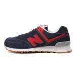 New Balance/NB 男鞋女鞋休闲鞋574系列复古运动鞋ML574WDH