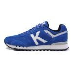 卡帕KAPPA男鞋低帮休闲鞋运动鞋运动生活织物K0455MM35-802