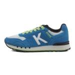 卡帕KAPPA女鞋低帮休闲跑步鞋运动鞋运动生活牛皮耐磨K0425MM35-801