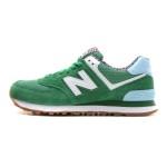 New Balance/NB 女鞋休闲鞋574系列复古运动鞋WL574SPA