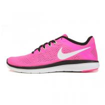 NIKE耐克 女鞋flex系列跑步鞋低帮运动鞋跑步830751-600