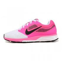 NIKE耐克 女鞋zoom系列跑步鞋低帮减震运动鞋跑步707607-602