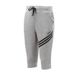 阿迪达斯adidas NEO新款男装运动中裤运动服0运动休闲AJ8317