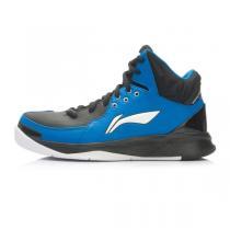 李宁/LINING迅捷IV篮球系列 动态保护 人体工学设计 耐磨男鞋 高帮篮球鞋ABFK027