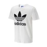 adidas阿迪达斯三叶草男服短袖T恤运动服AJ8828
