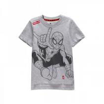 adidas阿迪达斯秋冬款运动服男小童14-10岁休闲生活短袖T恤AY6074