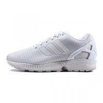 adidas阿迪达斯三叶草男鞋休闲鞋新款ZX FLUX EM运动鞋S32277 QJ