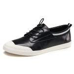 朗蒂维休闲学生板鞋时尚贝壳头套脚男鞋低帮透气夏季新款潮鞋 XP
