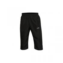 李宁短裤七分短装夏季运动裤男士训练系列训练裤短装夏季运动裤AKQL019