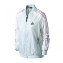 adidas阿迪达斯女装外套夹克2016新款三条纹运动服AY4039