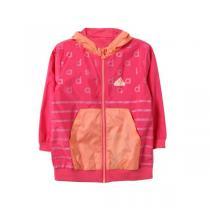 adidas阿迪达斯秋冬款童服装婴童夹克女婴童0-4岁梭织外套AZ3819 QIU