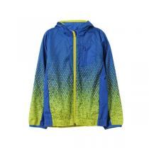 adidas阿迪达斯秋冬款童服装小童夹克男小童4-10岁梭织外套AY4656 QIU