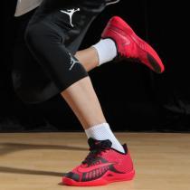 NIKE耐克 男鞋哈登篮球鞋低帮运动鞋篮球820284-600
