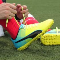 彪马PUMA男鞋足球鞋运动鞋足球 TT碎钉偏硬的人造草地10347104